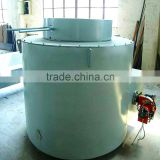 High Eficiency Tilting Gold Melting Crucible Furnace for Babbitt Metal