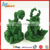 Hot promotion 3d attractive style pvc board game plastic figure