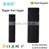 shenzhen manufacturer 3 in 1 built in cable line power bank 10000mAh power mobile phone charger