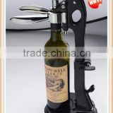 High quality Zinc Alloy rabbit corkscrew, wine opener, factory direct sale, CO-101-106