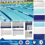 italian cheap anti skid cobalt blue ceramic tiles for pools