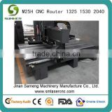 M25H mini cnc milling machine with tool changer
