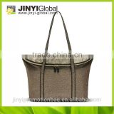 fashion Nylon ladies Nice printed toilet bag nice travel bag with compartments/cheap goods from china