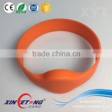ISO 11784 RFID bracelet with T5577 chips 363bit for marathon item identification control