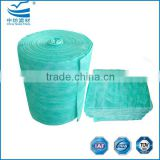 Electrastatic Multilayers Synthetic Fiber Pocket Air Filter Roll Material