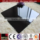 Shiny Super Pure Black And White Floor Tiles Gres Monococcion Tile