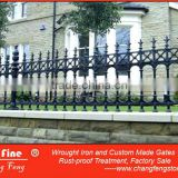 Top-selling Wrought Iron Fence