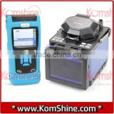 Komshine FX35 Fusion Splicer+ High Precision Fiber Cleaver+ Dual Wavelength 1310/1550nm, 30/28dB OTDR+ VF