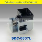 Inquiry about Safe Case Lock Linear Pull Solenoid SDC-0837L