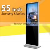 Top quanlity 55 Inch lcd monitor usb video media player for android advertising wholesale