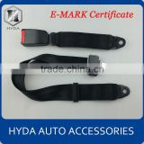 Manufacturer Hot selling 2 point removable bus safety seat belt (with E-Mark Certificate)