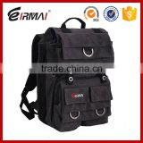 dslr waterproof camera backpack Laptop Travel camera Backpack with Waterproof Cover