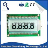 Cheap price Segment lcd display with TN / Positive Customized LCM module intelligent QX039