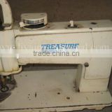 Inquiry about Treasure ES1114-10 used handle operated chainstitch embroidery machine for sale