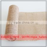 3M Natural Hessian Burlap Jute Ribbon Rustic Wedding Table Runner Decors