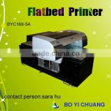 Hot eco solvent non used digital t-shirt printer