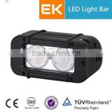 EK 2014 Wholesale Lifetime Warranty 3W LED Chip 10w Offroad LED Light Bar LED Light Bars for Trucks Epistar LED Light Bar