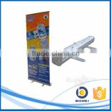 Advertising economic roll up display banner stand, 80*200 roll up banner stand, roll up standees