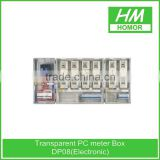 PCBOX-DP12 waterproof electrical boxes