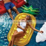 delicious slice of Inflatable Pineapple,Large inflatable Pineapple Pool Float