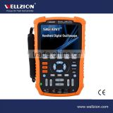 Siglent SHS1062,handheld oscilloscope,Isolated Channel technology oscillosocpe,60MHz oscillosocpe