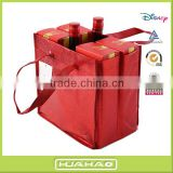 non woven fabric manufacturer reusable wine bottle bags