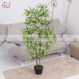 factory direct wholesale artificial plant bamboo pole decortive indoor artificial bamboo tree