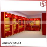 Smoking cigarette shape pill box cardboard rack counter display Free standing cardboard cigarette sale counter display