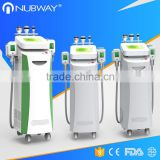 high frequency fat freezing slimming machine comfortable treatment handle cup weight loss machine