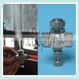 Adjustable siphon JN type stainless steel air water atomizer nozzles