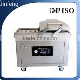 China GMP standard food bag double-chamber vacuum sealing machine/vacuum sealer/vavuum packing machine