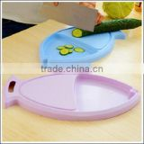 Plastic Fish Shape Cutting Board