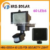 2015 Super bright Human body induction solar motion security light