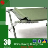 Lightweight Outdoor Aluminium Alloy Folding Military Bed, Travel Bed, Camping Equipment