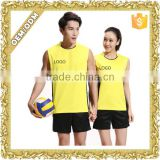 Design your own logo custom volleyball uniform designs for men