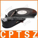 Ezcap New USB Turntable Record Player Convert Vinyl LP to MP3 into USB Flash HDD