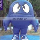Ball Character Shape Inflatable Costume