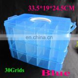 30 Grids plastic storage box
