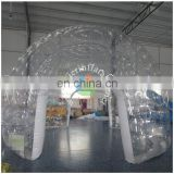 2017 transparent dome tent! outdoor dome tent inflatable for sale