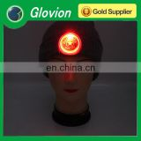 Best seller led lighted glow hat flashing woven winter hat warm flashing Hat