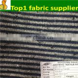 Make-to-order supplier Fashion fabric two tone fabric/jacquard knitted fabric