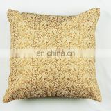 Hand embroidered indian suzani cushion covers decorative wholesale cotton pillow cases
