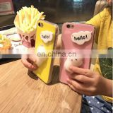Squishy Case Kneading Soft Silicone Finger Pinch Mobile Phone Protective Cover For Iphone6/6s/7