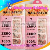 various styles sticker for nail