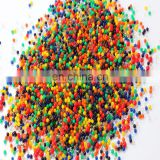 Multi colors crystal mud soil water beads for wedding centerpiece tower vase filler