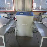 Polyester fiber carding and pillow cushion filling blowing machine