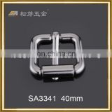 Factory direct hot-sale customized alloy roller pin belt buckle