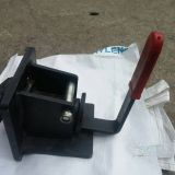 Semi trailer Container Twist Lock with Steel Forging Parts
