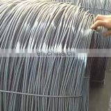 High quality SAE 1008 SAE1006 Dia 6.5mm Low carbon Hot Rolled Mild Carbon Steel Wire Rod in Coils