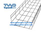 OEM Indoor Zinc Plated Galvanized Steel Wire Mesh Cable Tray